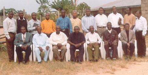 Nigeria ministers 2005