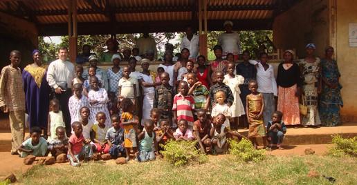 Ghana mission trip 2010