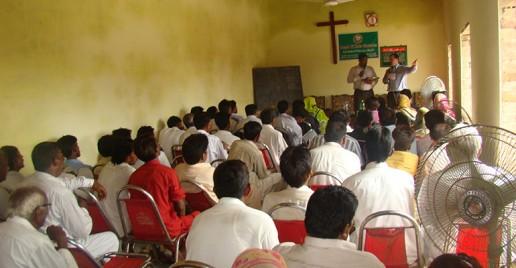 Pakistan mission trip 2011