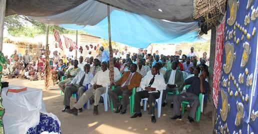 Tanzania mission trip 2011