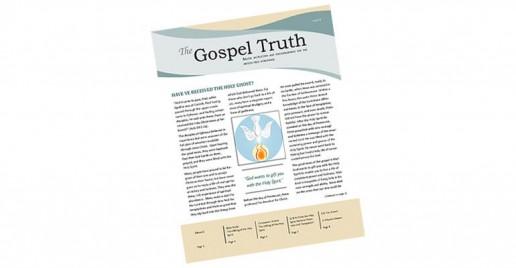 Gospel Truth 2014