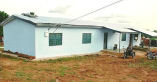 Ghana mission house 2015