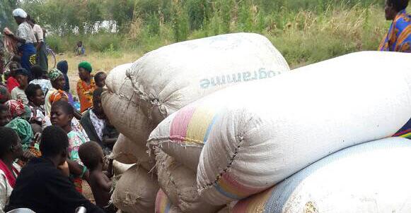 malawi famine relief 2017
