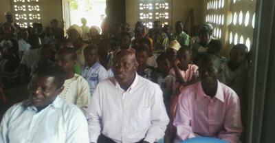 Ghana camp meeting 2017