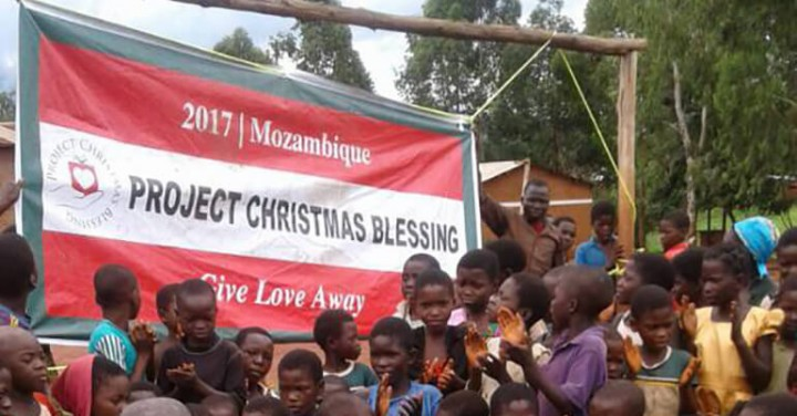 Project Christmas Blessing 2017 feature