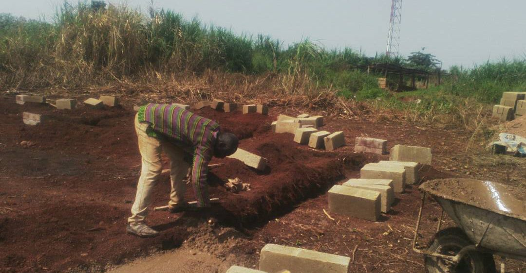 Ghana chapel project feature