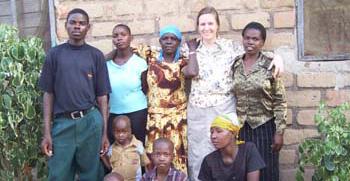 Tanzania mission trip 2007