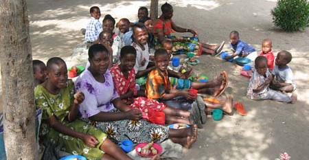 Tanzania mission trip 2008