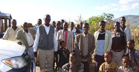 Malawi mission trip 2009