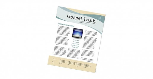 the truth of the gospel essay