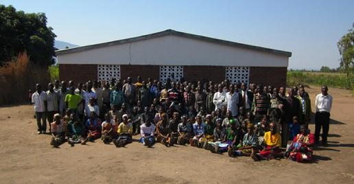 Malawi trip 2012