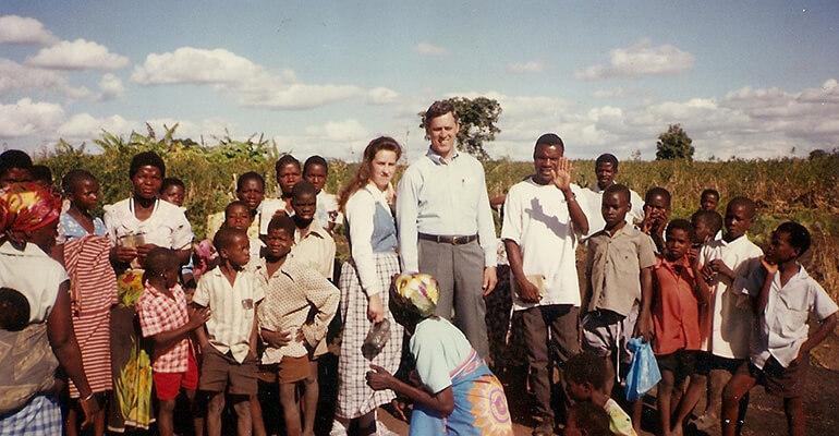 Malawi Trip 1997