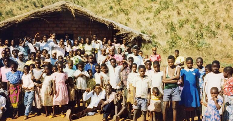 Malawi Trip 1996